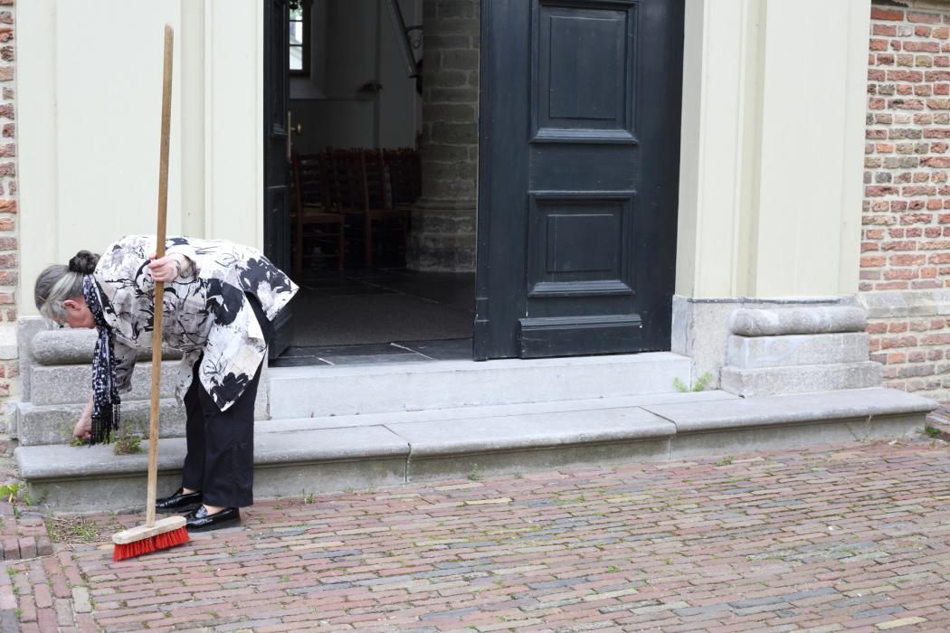 Een dienstbaar volkje. Kosters in het Nederland van nu