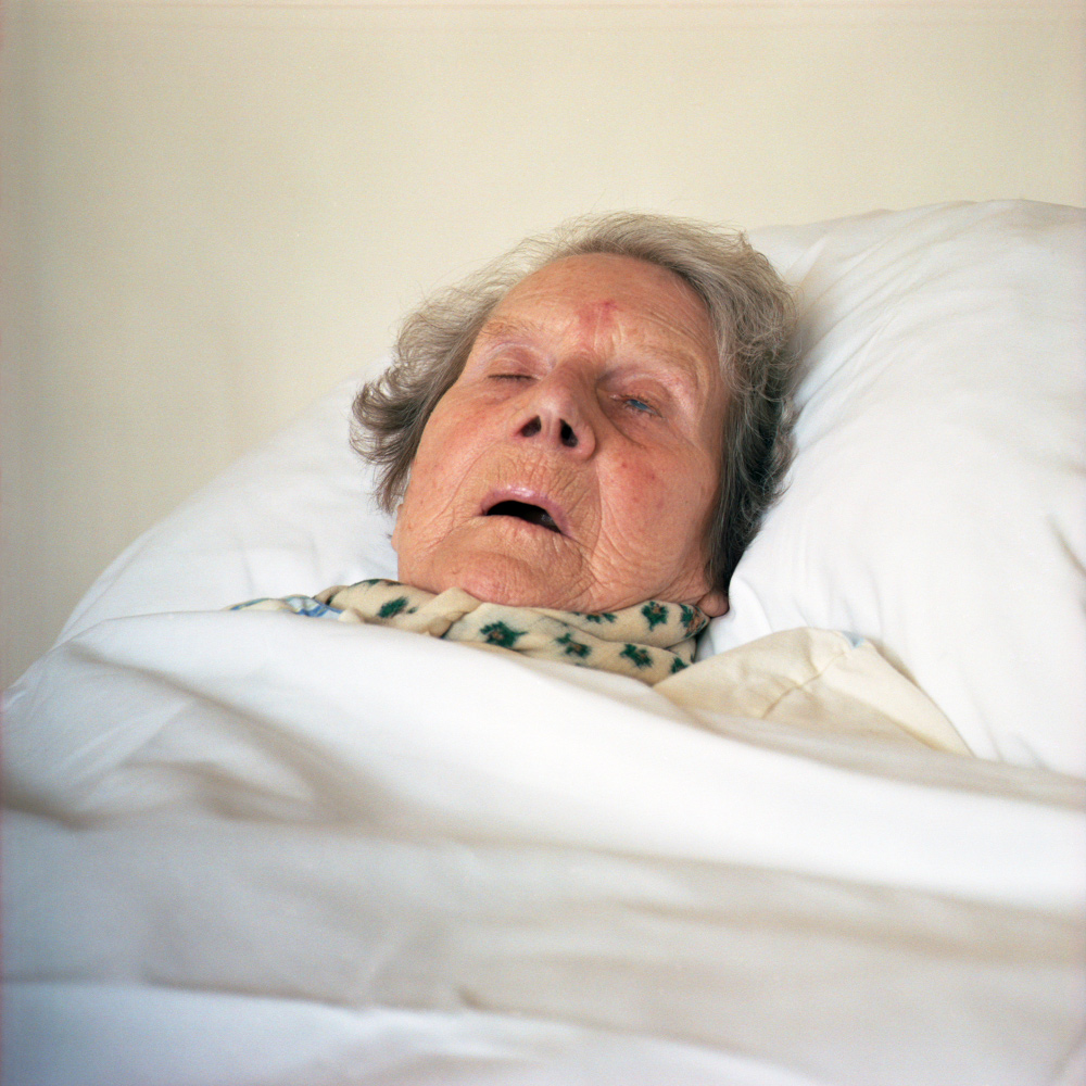 Foto Edith Gerritsma Serie Leven naar de Dood - Atie